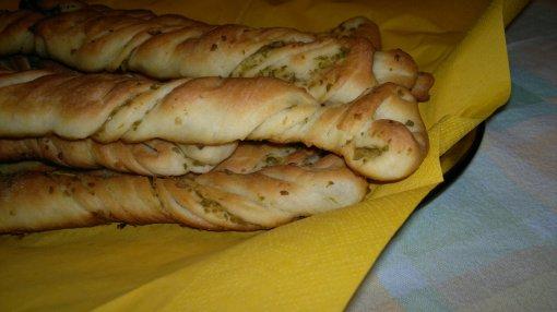 Frustine di semola alle olive