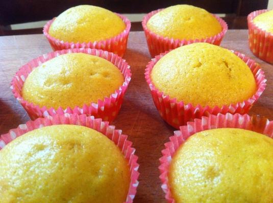 Impasti base: Cupcakes
